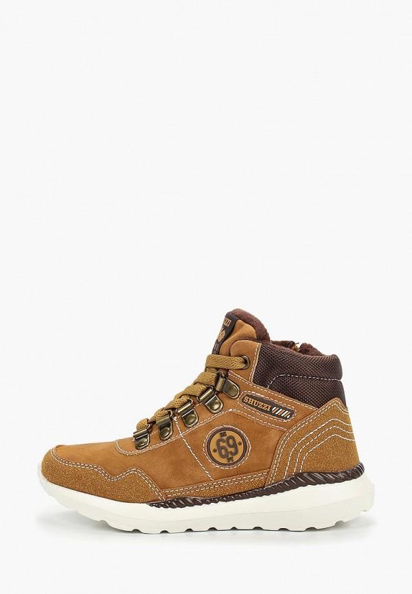 Ботинки Shuzzi Shuzzi SH015ABCACK5 ботинки shuzzi shuzzi sh015abcacm8