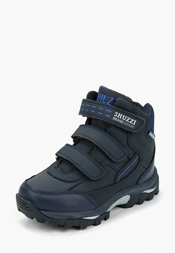 Ботинки Shuzzi Shuzzi SH015ABCACM0 ботинки shuzzi shuzzi sh015aguvm12