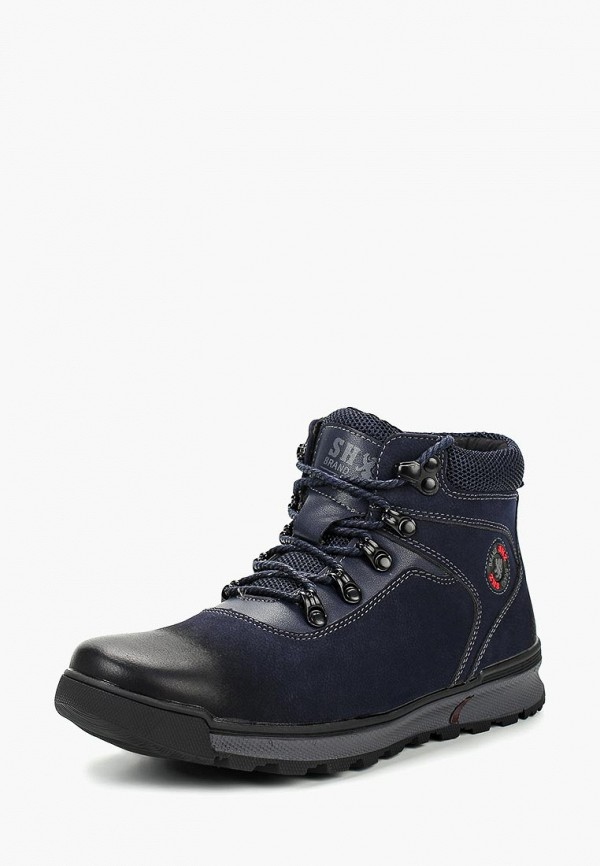 Ботинки Shuzzi Shuzzi SH015ABCADL4 цена