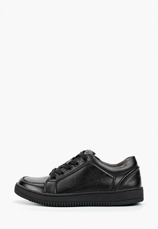 ботинки shuzzi для мальчика, черные