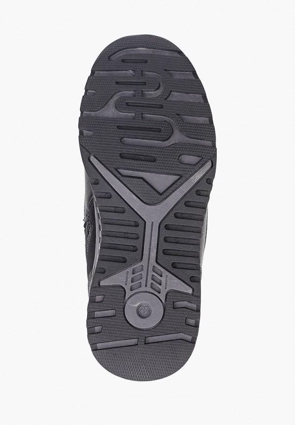 Фото 5 - Ботинки Shuzzi черного цвета