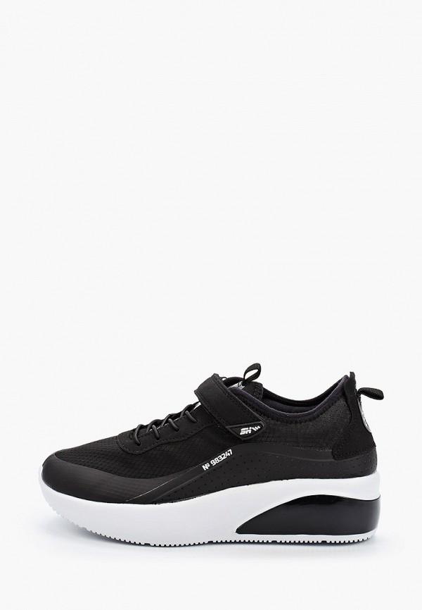 кроссовки shuzzi для мальчика, черные