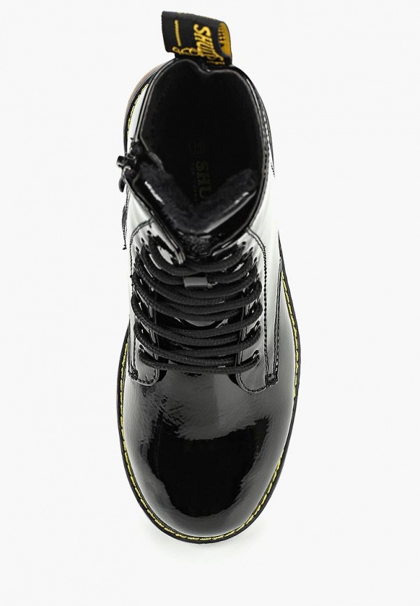 Ботинки для девочки Shuzzi 110812 Фото 4