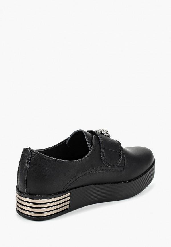 Фото 3 - Туфли Shuzzi черного цвета