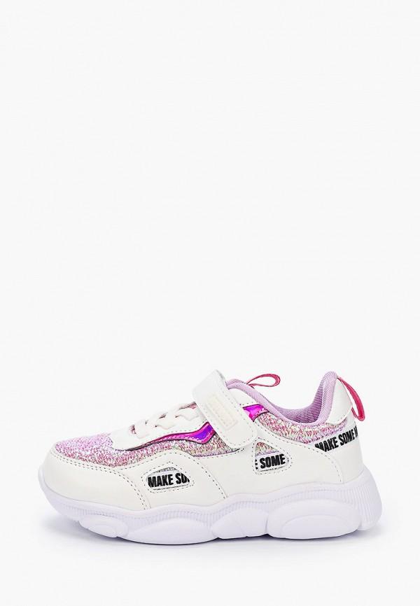 кроссовки shuzzi для девочки, разноцветные