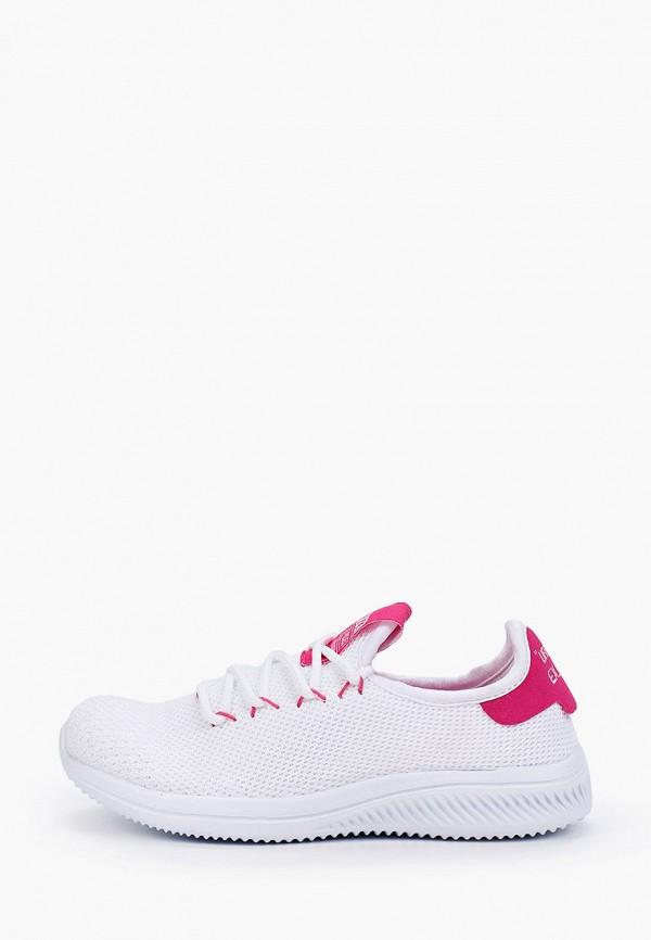 кроссовки shuzzi для девочки, белые