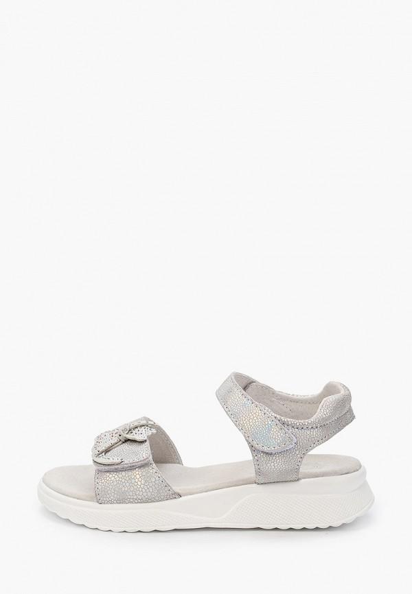 сандалии shuzzi для девочки, серые