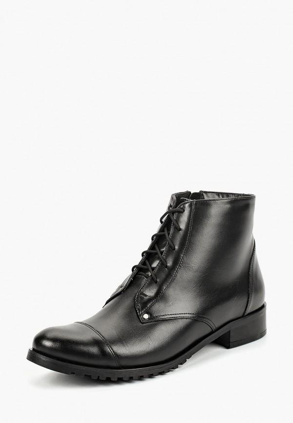 Купить Ботинки Shoobootique, sh017awcgqr2, черный, Осень-зима 2018/2019