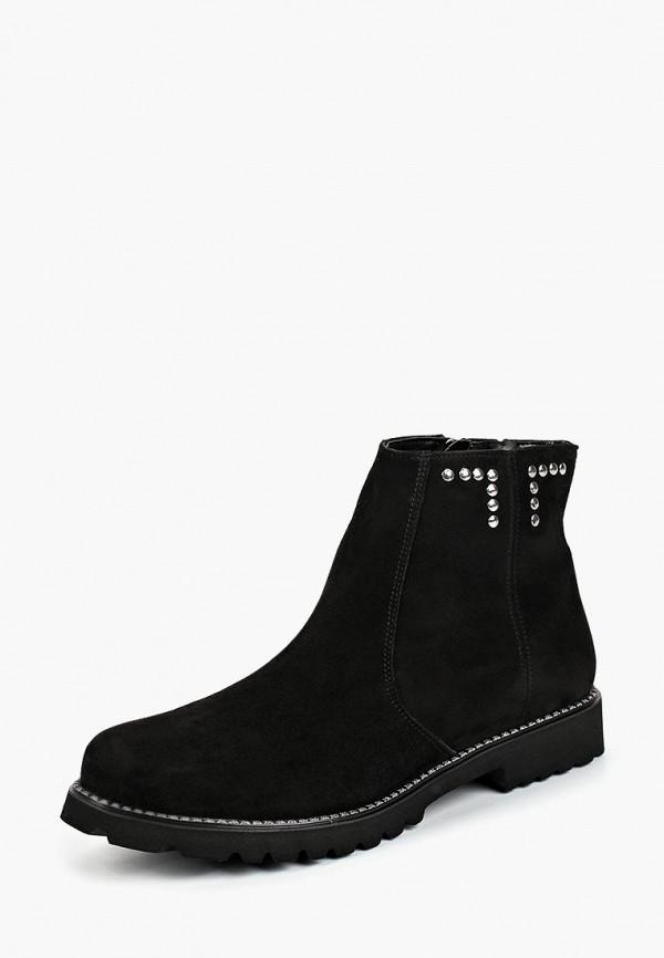 Купить Ботинки Shoobootique, sh017awcgqt4, черный, Осень-зима 2018/2019
