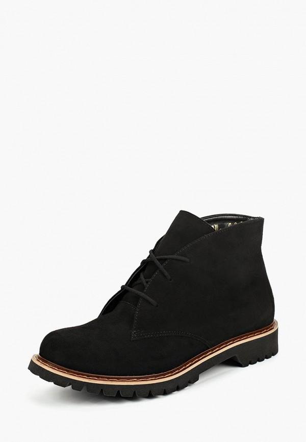 Купить Ботинки Shoobootique, sh017awcgqt8, черный, Осень-зима 2018/2019