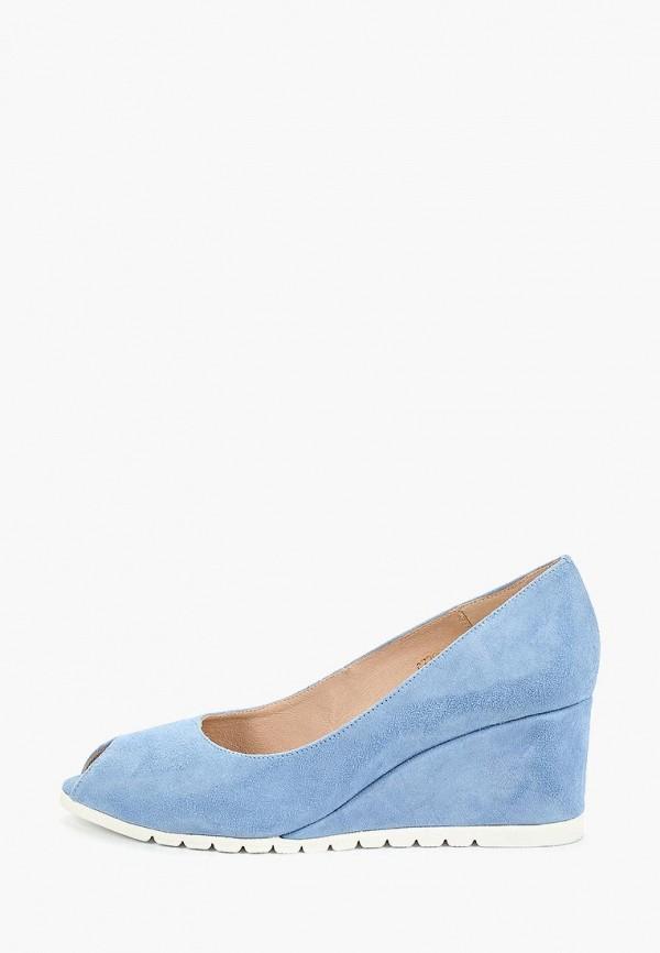женские туфли shoobootique, голубые