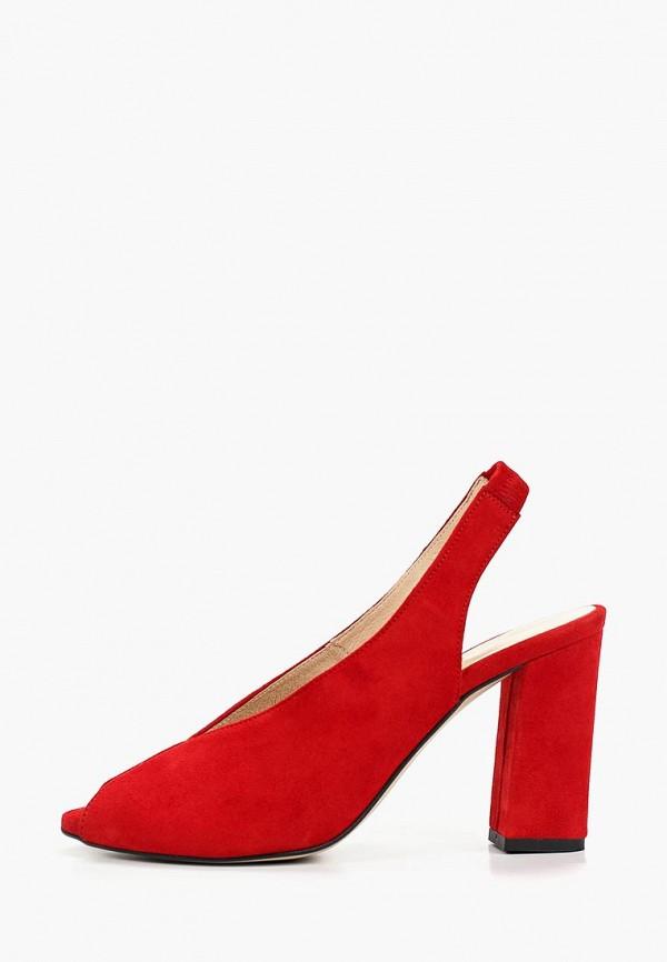 женские босоножки shoobootique, красные