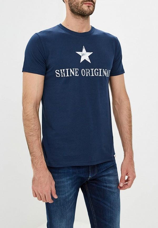 Футболка Shine Original Shine Original SH020EMBZLW7 [zob] original original j7kna 09 10 220v contactor original authentic 2pcs lot