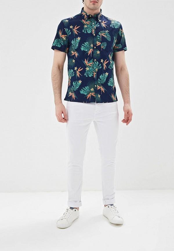Фото 2 - Рубашку Shine Original синего цвета
