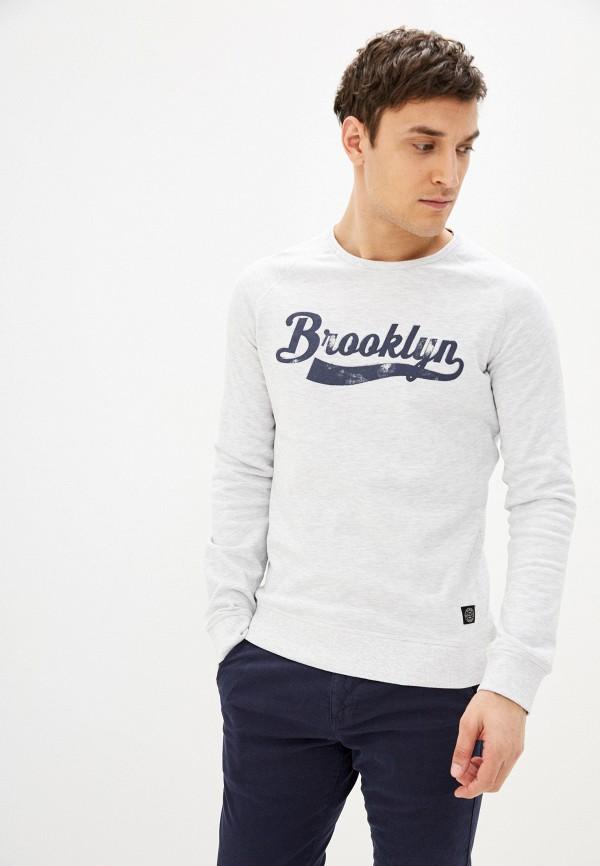 мужской свитшот shine original, серый