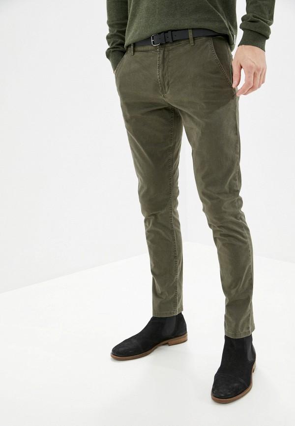 мужские брюки чинос shine original, хаки