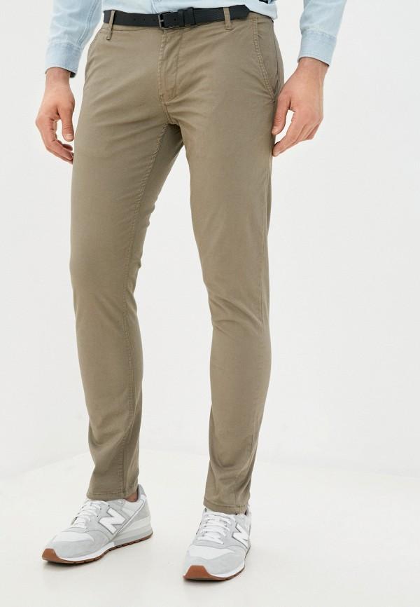 мужские брюки чинос shine original, серые