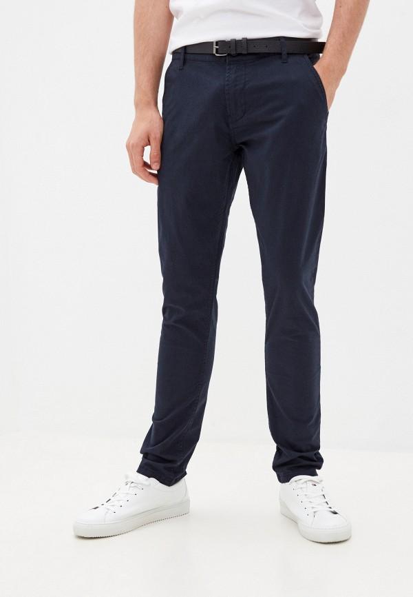 мужские брюки чинос shine original, черные