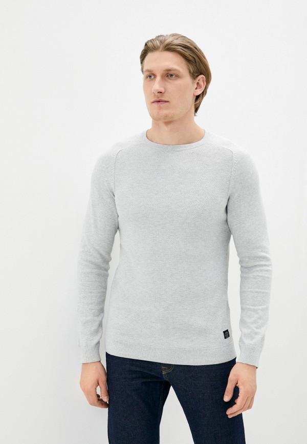 мужской джемпер shine original, серый