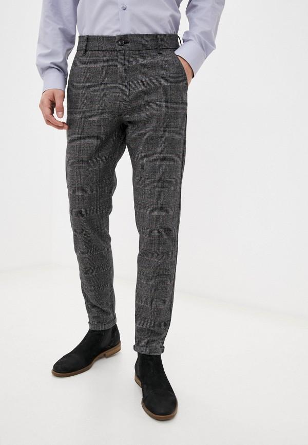 мужские повседневные брюки shine original, серые