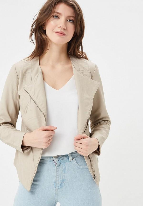 Купить Куртка кожаная SH, SH021EWAPAW3, бежевый, Весна-лето 2018