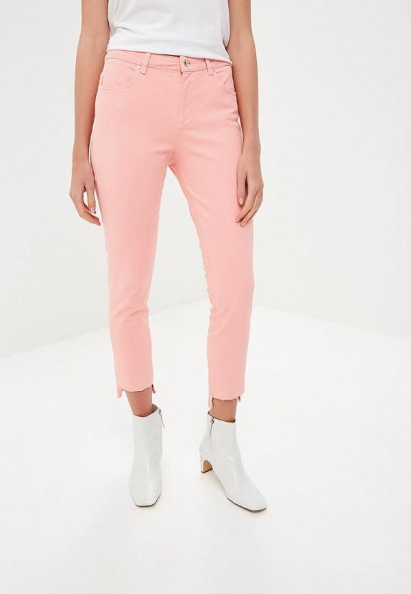 женские повседневные брюки sh, розовые