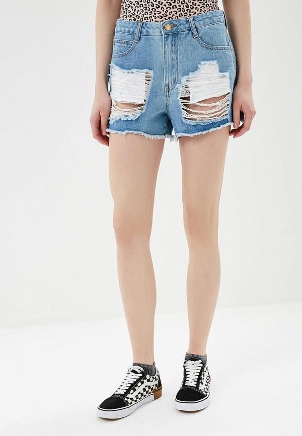 Шорты джинсовые SH SH SH021EWELND4
