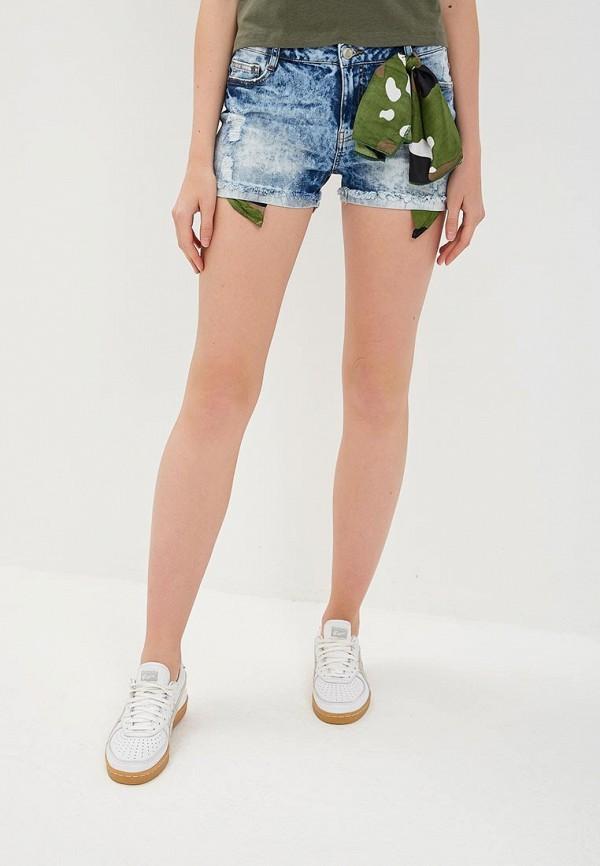 Шорты джинсовые SH SH SH021EWELNE1