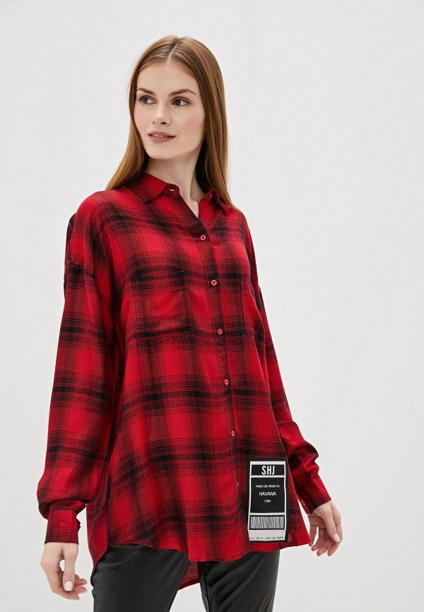 Блуза SH SH SH021EWGTGB2 шорты джинсовые sh sh sh021ewelne1