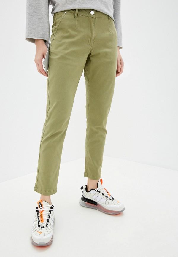 женские повседневные брюки sh, хаки