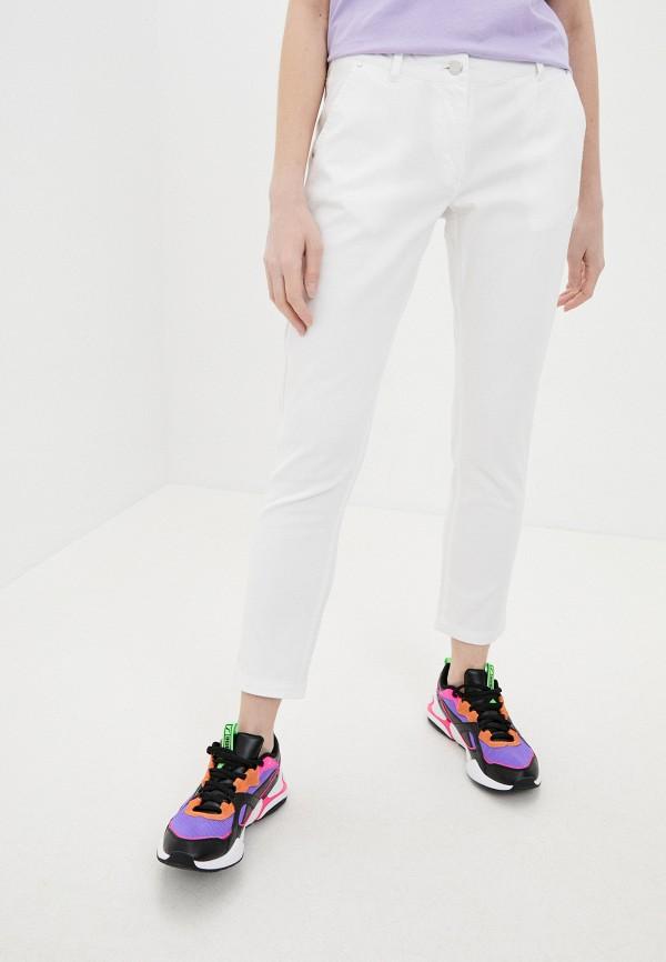 женские повседневные брюки sh, белые