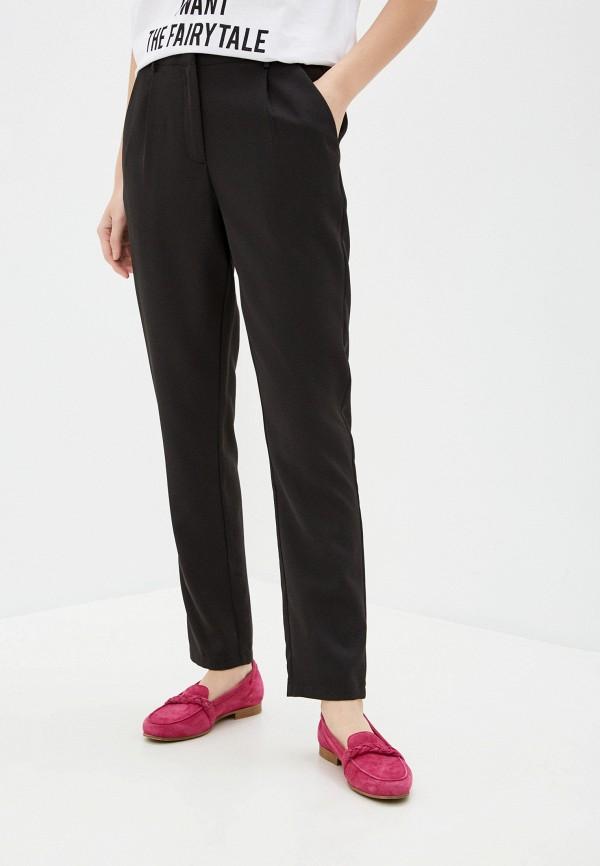 женские повседневные брюки sh, черные