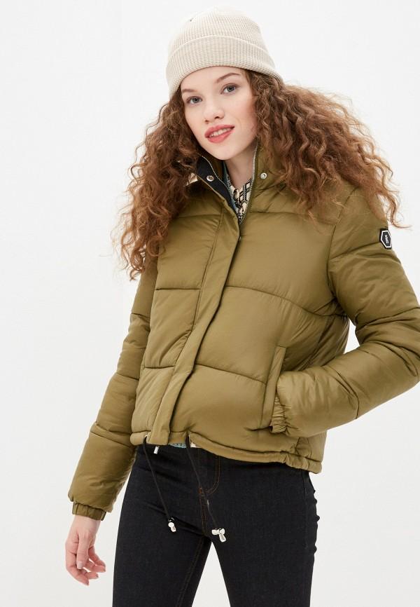 женская куртка sh, хаки