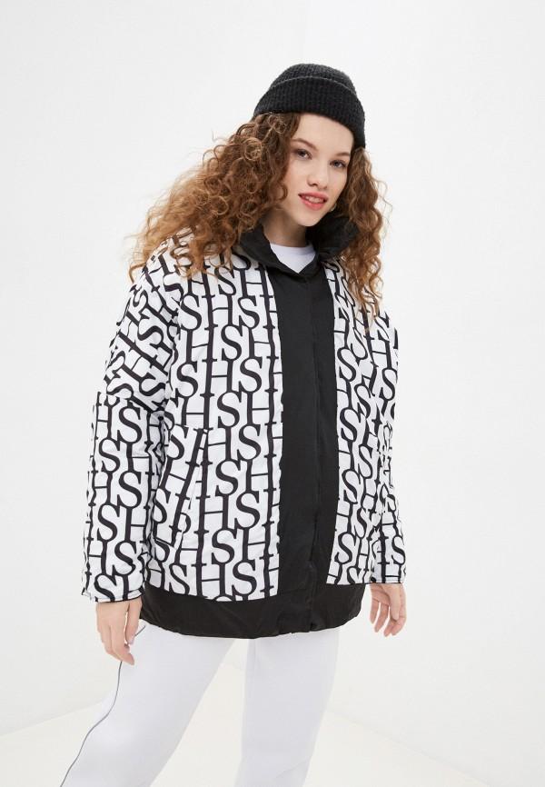 женская куртка sh, черная