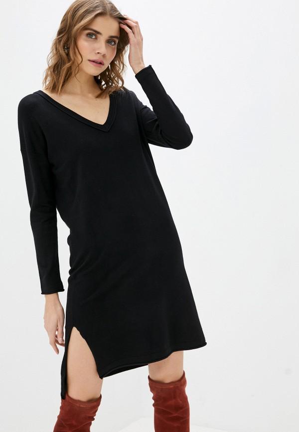 женское платье sh, черное