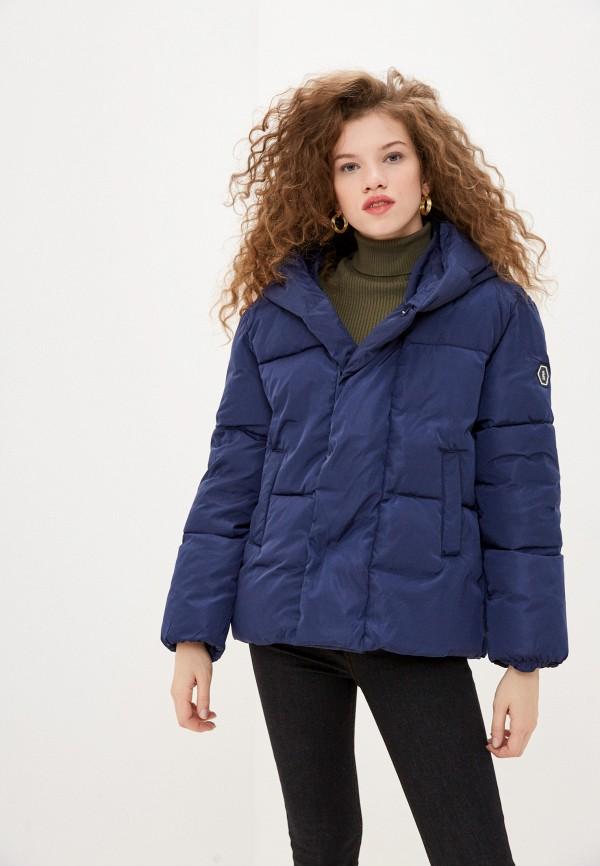 женская куртка sh, синяя