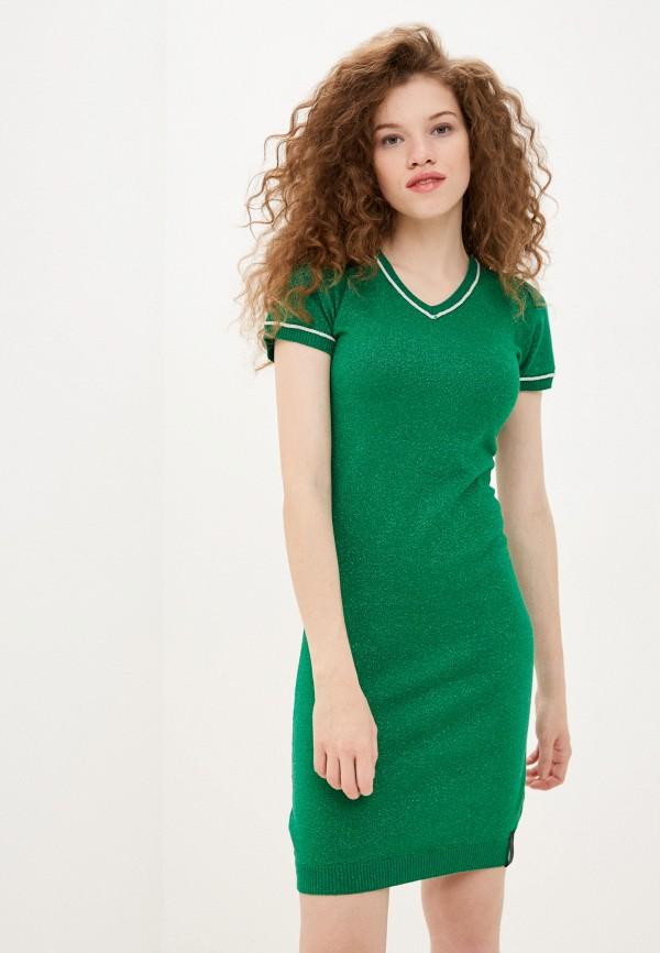женское платье sh, зеленое