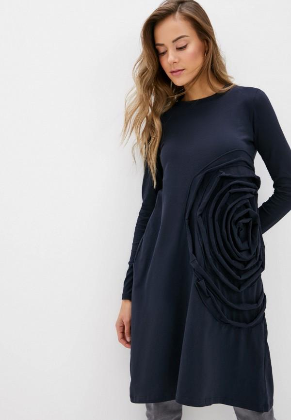 Платье Shade, Синий