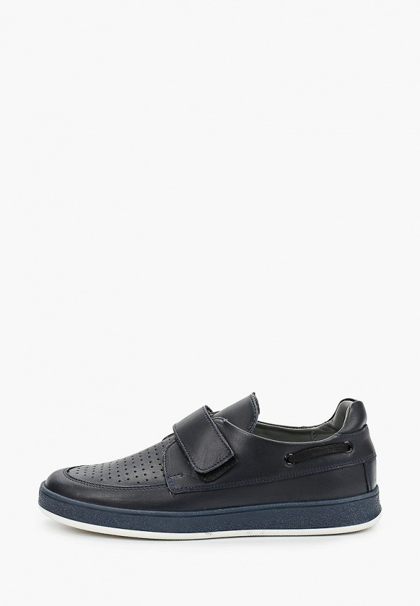туфли shagovita для мальчика, синие