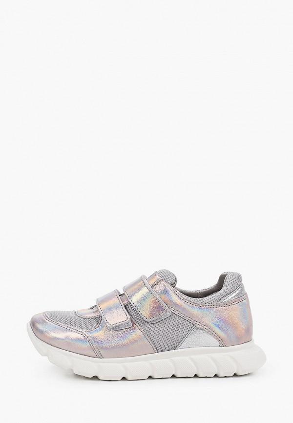 кроссовки shagovita для девочки, розовые