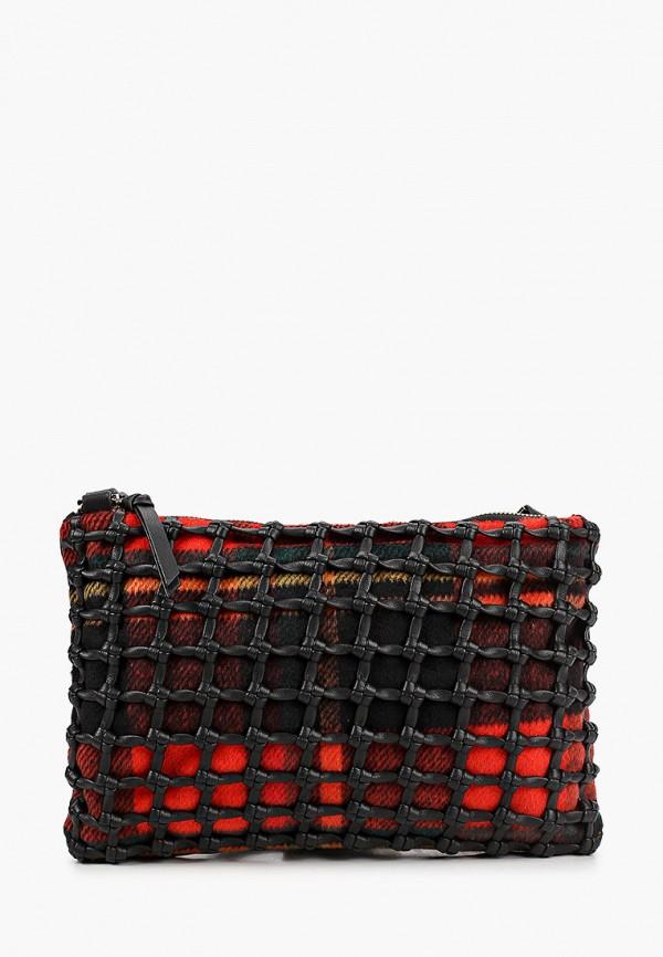 женская сумка sisley, черная