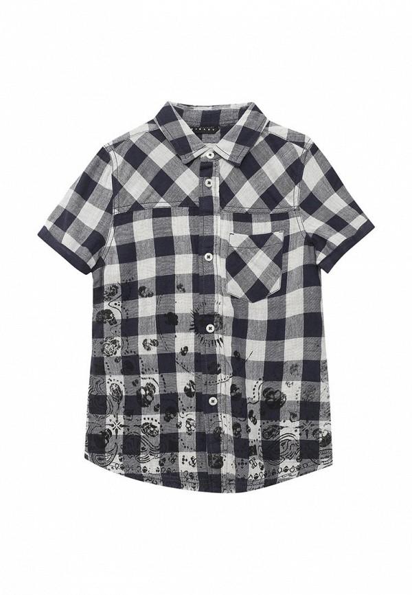 Купить Рубашка Sisley, SI007EBACLE6, синий, Весна-лето 2018