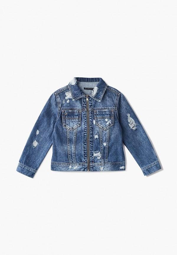 Куртка джинсовая Sisley Sisley SI007EBDWWW6 недорго, оригинальная цена