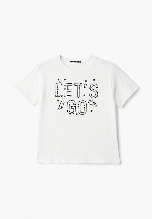 Футболка Sisley Sisley SI007EBDWXA4 футболка sisley sisley si007ewaggl1