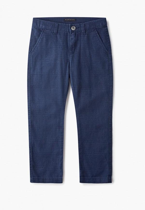 брюки sisley для мальчика, синие