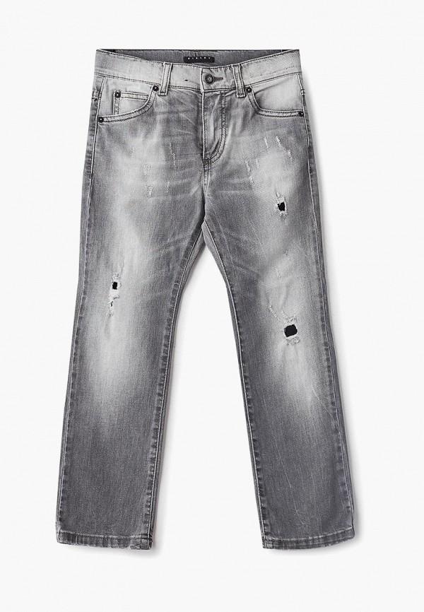 джинсы sisley для мальчика, серые