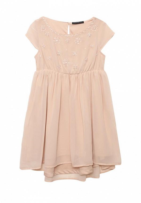 Платье Sisley Sisley SI007EGACFT7