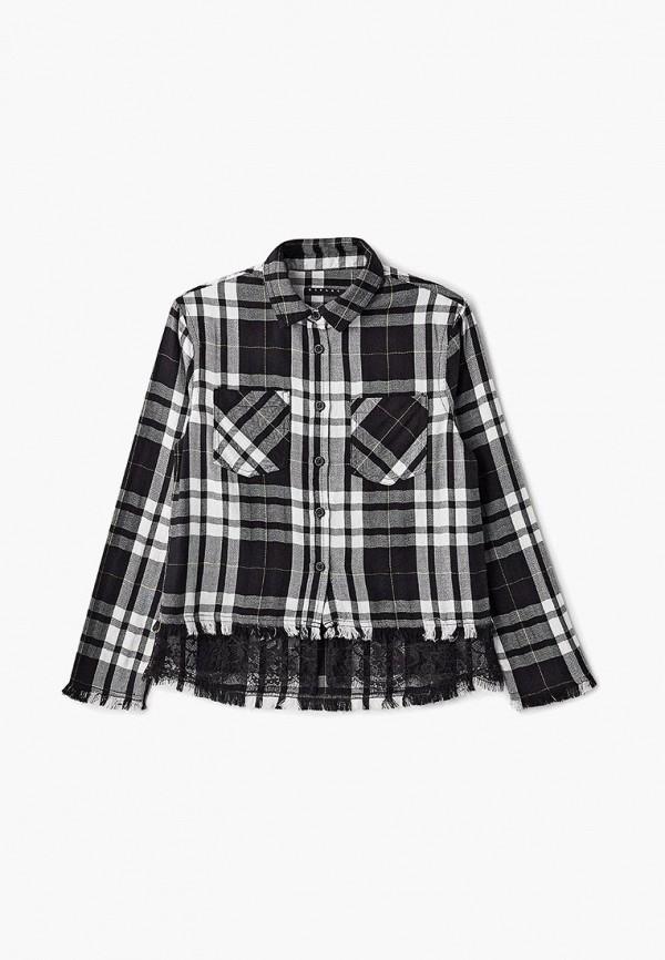 Купить Рубашка Sisley, SI007EGBYVG9, серый, Осень-зима 2018/2019