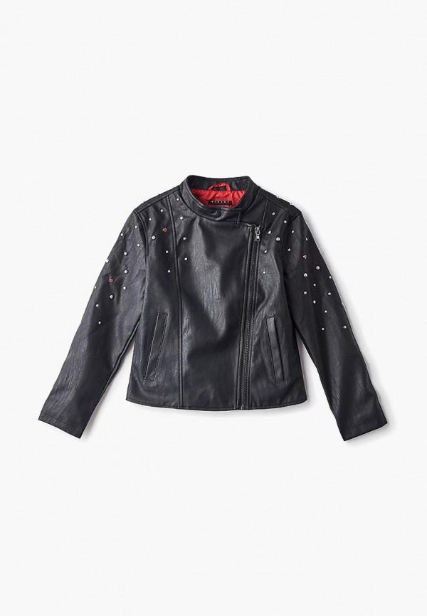 Куртка кожаная Sisley Sisley SI007EGDWWW0