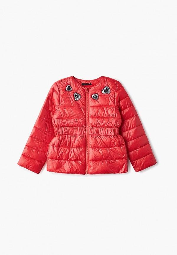 Куртка утепленная Sisley Sisley SI007EGDWWW2 кардиган sisley sisley si007ewccns2